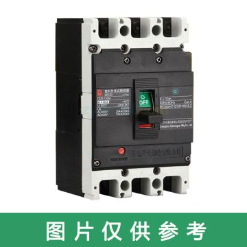 常熟开关 塑壳断路器,CM3-100M/3300 100A