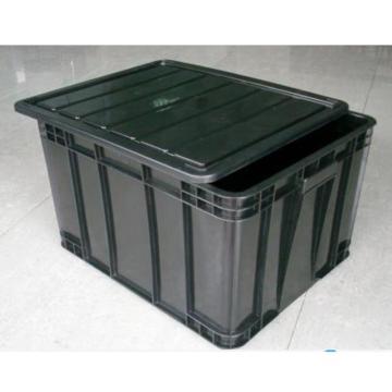 泽馨机械 防静电周转箱(带盖子需要合格证),600*490*390mm
