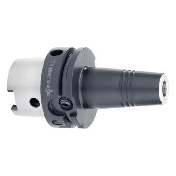 雄克 液压刀柄,SDF HSK-A63 D8 L1=80, TENDO SLIM 4AX,206342