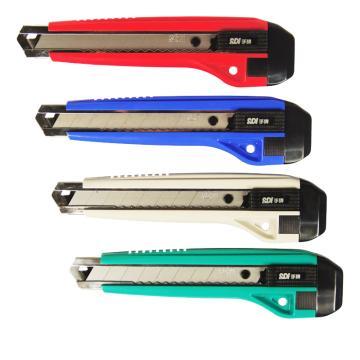SDI手牌 裁纸刀,型号:5423,规格:大号,颜色随机