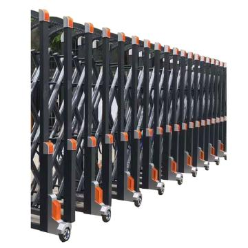 祖安科技 不锈钢伸缩护栏(不含机头),SF-034-1,1米