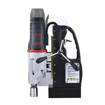 AGP 磁力钻,最大孔径空心钻120mm/麻花钻32mm,2000W,MD120/4