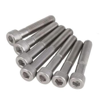 奥峰 DIN912半牙内六角圆柱头螺钉,M5-0.8X30,不锈钢304,强度A2-70,50个/包