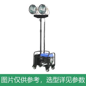 华量 BHL639A便携式升降工作灯,单位:个