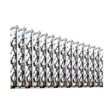 祖安科技 不锈钢伸缩护栏(不含机头),SF-021-1,1米
