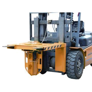 虎力 叉车专用四油桶吊夹,载重2000KG,DL4