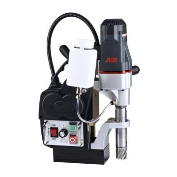 AGP 自动进刀磁力钻,最大钻孔手动模式35mm/自动模式30mm,1100W,MD300N