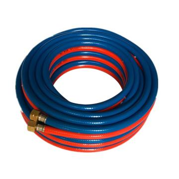 青岛恒利 国标焊氧双管,管径8mm,长度50米,带接头