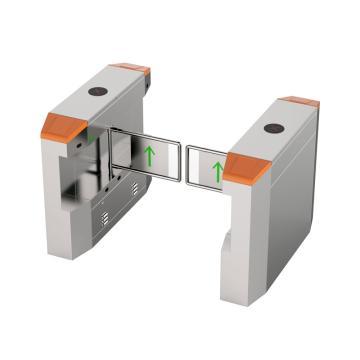 祖安科技 标准款IC卡摆闸闸机通道,D-202,2台/套