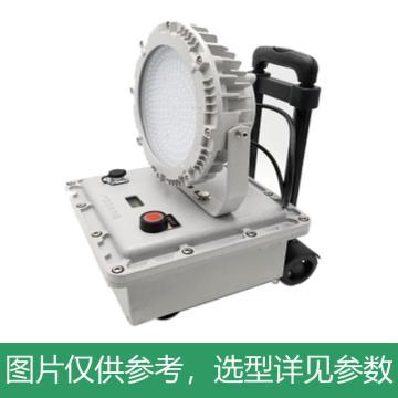 悦泰 LED移动式投光灯,80W,白光,BAD8100-C,含电池,单位:个