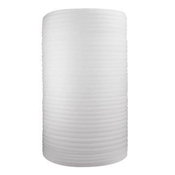 西域推荐 EPE珍珠棉,白色,1.2m宽*3mm厚*110m长/卷