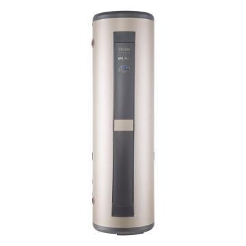 海尔 300升家用恒温商用热泵分体空气能源热水器,KF110/300-AE5Ⅱ,1级能效。不含安装所需辅材