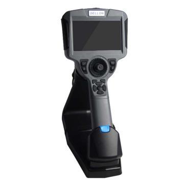 德朗DELLON 工业视频内窥镜,5英寸LCD显示屏分辨率800*480,6mm探头2米线管,G PLUS-YH
