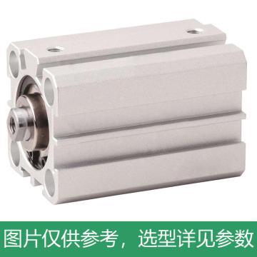 """亚德客AirTAC 超薄气缸,SDA32X10 PT1/8"""" 1-9bar 双作用"""