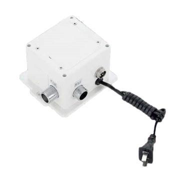 西域推荐 交直流控制盒,4节五号6V电池/220v电源双供电