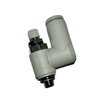 开元仪器 速度控制阀,规格:5E-CHN2200,型号:AS1200M-M5,订货号:3050102087