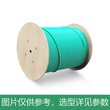 海乐(Haile)4芯万兆多模室内光纤光缆OM3-300 50/125 GJFJV-4A1a 束状软光缆 100米 HT-200-4MT