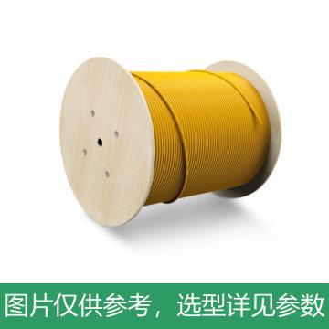 海乐(Haile)12芯单模室内光纤光缆 9/125 GJFJV-12b1 束状软光缆 100米 HT-200-12S多买整条发货