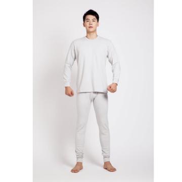 金嫘萦 秋衣裤套装,防静电