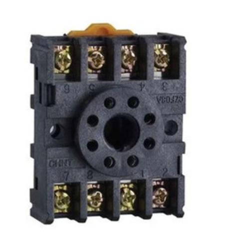 正泰 继电器插座, CZF08A