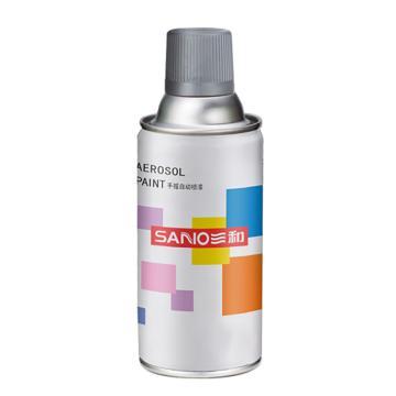 三和 自喷漆,银灰 350ml/瓶, 12瓶/箱