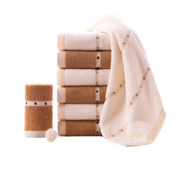 金号 纯棉大毛巾,4120 全棉厚实面巾 柔软吸水舒适 80*34cm 随机色 单位:条