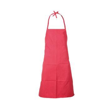 锦禾 电焊围裙,砖红色,DQ1701