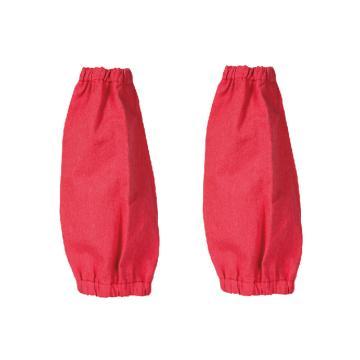 锦禾 电焊袖套,砖红色,DX1701