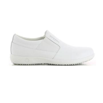 鸥派适OXYPAS 男士医护鞋,白色,027103-43