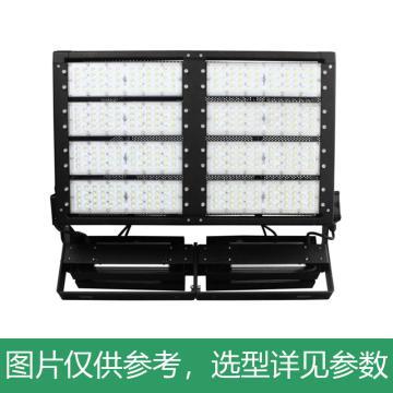 永鑫瑞 LED投光灯,800W白光,YXR-TL-800W-E-HS,含U型支架,单位:个