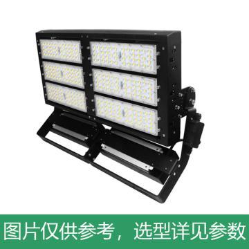 永鑫瑞 LED投光灯,600W白光,YXR-TL-600W-E-HS,含U型支架,单位:个