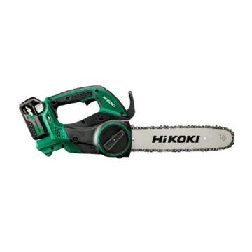 """日立HiKOKI 36V锂电充电式链锯,12""""导板,两电一充,CS3630DA"""