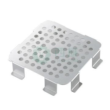 亚速旺 用网篮(方形),滤网,方形水槽用(180×184×33mm),1-4596-12