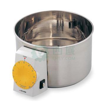 亚速旺 恒温水槽,控温范围:室温+5~95℃,槽内尺寸:φ208×120mm,EWK-100,1-4595-81