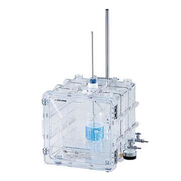 亚速旺 简易真空脱泡装置,内部尺寸:308×310×308mm,需要额外购买真空泵,MVD-300VMT,1-6166-11