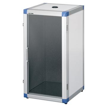 亚速旺 消音箱,内部尺寸:350×350×750mm,外形尺寸:430×457×850mm,×-01(纵长型),3-9135-01