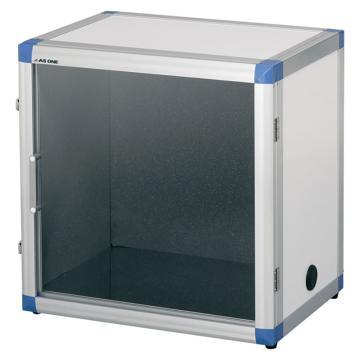 亚速旺 消音箱,内部尺寸:550×350×550mm,外形尺寸:630×457×650mm,×-02(扁平型),3-9135-02