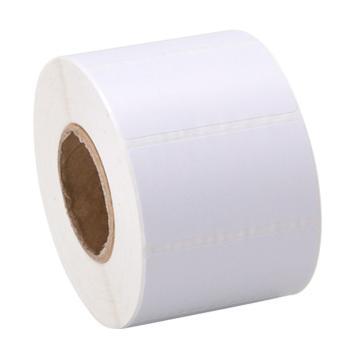 邺码科 铜版纸不干胶,白色,90MM*40MM*6500张,打印方式:热转印;材质:卷芯:75mm