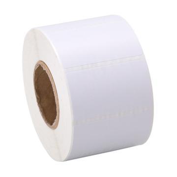 邺码科 铜版纸,80MM*40MM*3450张,打印方式:热转印;材质:铜版纸,卷芯:75mm