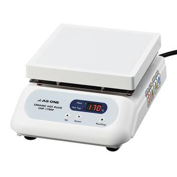 亚速旺 陶瓷加热板(数码式),最高温度:550℃,顶板尺寸:175×178mm,CHP-170DF,1-9387-41