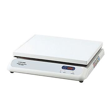 亚速旺 陶瓷加热板(数码式),最高温度:350℃,顶板尺寸:400×300mm,CHP-400DF,1-9387-43