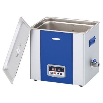 亚速旺 超声波清洗机,槽内尺寸:240×300×150mm,容积:10L,AS52GTU(220V),C1-1628-04