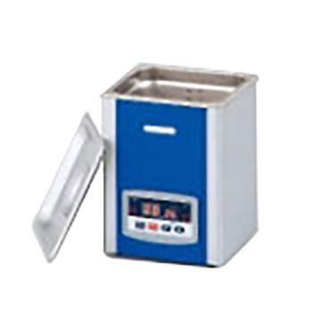 亚速旺 超声波清洗机,槽内尺寸:140×150×100mm,容积:2L,AS12GTU(220V),C1-1628-01