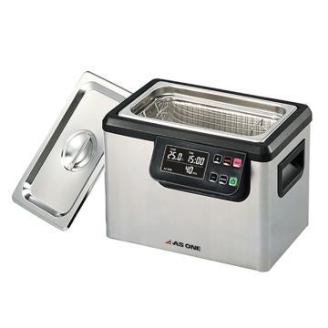 亚速旺 超声波清洗器(双频),槽内尺寸:240×140×100mm,槽容量约3L,MCD-3,3-6747-02