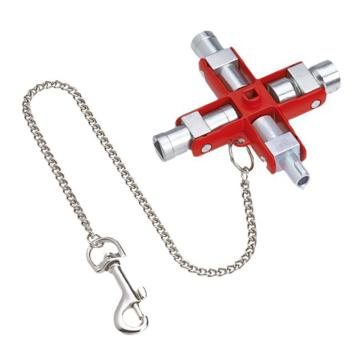 凯尼派克 Knipex 控制柜钥匙,长度97mm,00 11 06