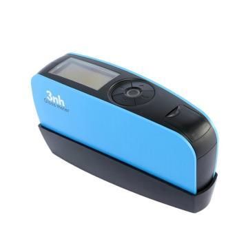 三恩时3NH 60度高精度光泽度仪,有软件/无触摸屏/干电池,YG60