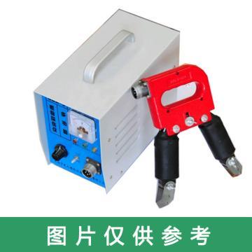 上海磁海 便携式磁粉探伤仪,主机CDX-3+标配O型探头