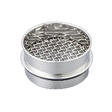 亚速旺 经济型不锈钢筛子,φ75×20 125μm (1个),5-3294-41