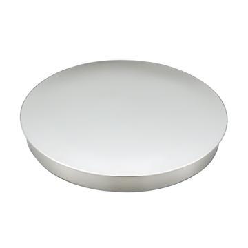 亚速旺 经济型不锈钢筛子,φ200×60 仅盖子 (1个),5-3293-56