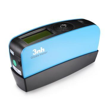 三恩时3NH 60度经济型光泽度仪,无软件/无触摸屏/干电池,YG60S